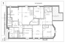 office design layout office floor plan design blueprint simple