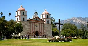 Mission Santa Clara De Asis Floor Plan by California Central Coast Missions Trail
