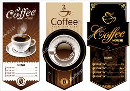 how to make designs on coffee 20 coffee menu templates free sle exle format download