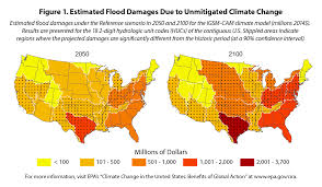 climate action benefits inland flooding climate change in the