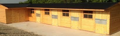 l shaped garages l shape timber stables