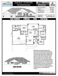The Burrow Floor Plan Floor Plans Chronos Builders