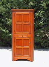 Blind Corner Storage Systems Antique Corner Cupboard Ebay