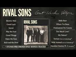 western photo album rival sons great western valkyrie album preview