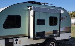 Trailer Awning R Pod Trailer Awning By Pahaque Awpod 449 00 Pahaque Custom