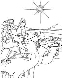 kids fun 31 coloring pages bible christmas story