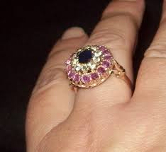 grandmothers ring my grandmother s ring is fixed big pics