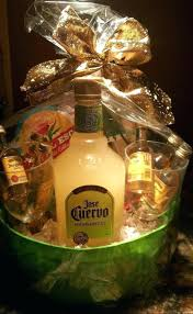margarita gift basket margarita gift basket baskets with tequila glasses ideas
