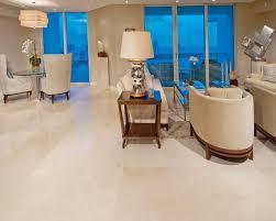 williams island residence marmol crema marfil marble floor