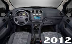2014 Ford Transit Connect Audio Systems Styling Showdown 2013 Vs 2014 Ford Transit Connect Photo U0026 Image