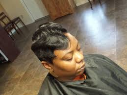 soft waves for short black hair finger waves soft deep waves short hair vintage look youtube