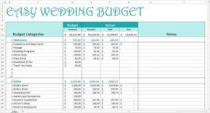 excel project expense template and project budget tracking