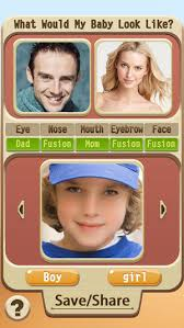 see what you would look like with different color hair what my baby look like on the app store