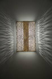 Moroccan Wall Sconce Ashima Contemporary Moroccan Wall Sconce Tazi Designs