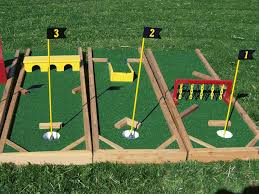 diy mini golf obstacles crafts diy pinterest golf minis and
