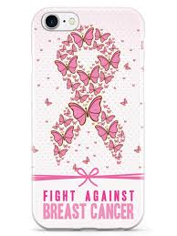 butterfly design fight against breast cancer inspiredcases