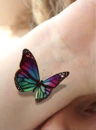 3d butterfly wrist tattoos insigniatattoo com