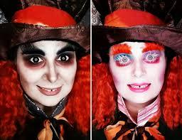 Mad Hatter Halloween Costume Mad Hatter 2 Variations Eclectica Beauty Studio