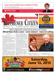 kitchener citizen east edition june 2015 by kitchener citizen