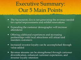 Zoo Increases Sales And Enhances Sacramento Zoo Strategic Analysis