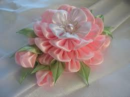 ribbon flowers 244 best ribbon images on ribbon ribbon