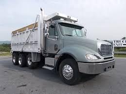 freightliner dump truck freightliner tri axle aluminum dump trucks for sale