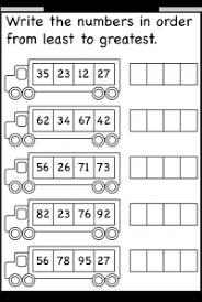 numbers worksheet kindergarten free worksheets library download