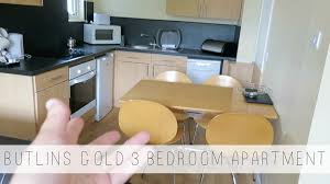 3 Bed by Butlins Bognor Regis 3 Bedroom Gold Apartment Accommodation