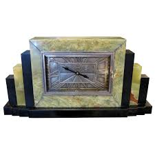 Mantle Piece Clock 1920s Clocks 50 For Sale At 1stdibs