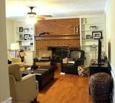 lovely whitewash fireplace suzannawinter com