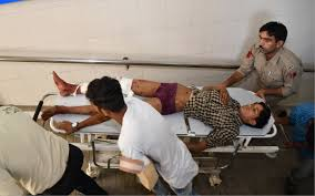 bloody thursday three civilians killed 30 injured in tral