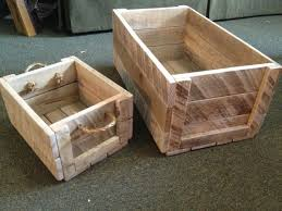 18 diy wooden crate ideas live diy ideas
