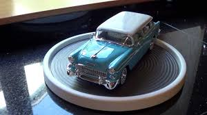 nomad car 1955 1 18 scale 1955 chevy belair nomad youtube