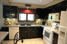 how to gel stain kitchen cabinets staining oak kitchen cabinet image of staining kitchen cabinets with