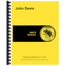 parts manual for john deere model 244 2 row u2022 24 73 picclick