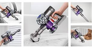 Dyson Handheld Vaccum Dyson V6ᵀᴹ Cordless Handheld Vacuum Overview Dyson