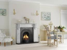 gazco classical arched cast iron insert fireplace canterbury