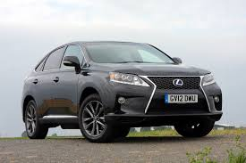 lexus rx400h dab radio lexus rx estate 2009 2015 features equipment and accessories