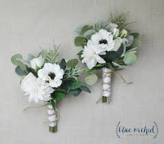 bridesmaid bouquets bridesmaid bouquet wedding flowers silk bridesmaid bouquet