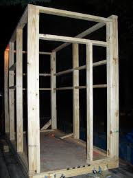 Box Blinds For Deer Hunting Entry Wall For The Deer Blind Deer Blinds Pinterest Deer