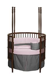 Solid Pink Crib Bedding Baby Doll Bedding Solid Reversible Crib Bedding