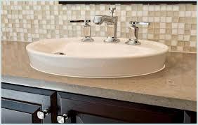 Backsplash Bathroom Home Design Ideas - Bathroom backsplash designs