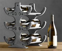 14 elegant and stylish wine racks