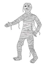 shake mummy hand coloring page shake mummy hand coloring page