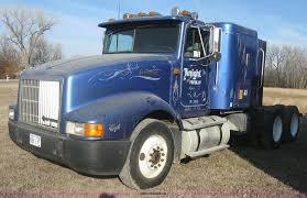 international semi truck 1993 international eagle 9400 semi truck item j2947 sold