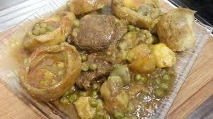 artichaut cuisine recette tunisienne tajine d artichaut et petits pois plats