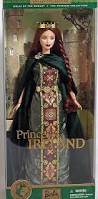 princess ireland barbie 53367