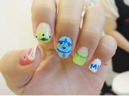 nail art breathtaking cute nail art photos ideas for girls