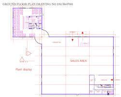 farm shop floor plans new garden centre plans