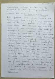 big writing paper the writer s block how to write an essay thescorpionsopinion in the csm 2014 i wrote my essays on with power comes responsibility and tourism is it the next big thing in india